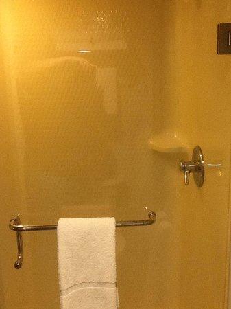 Sleep Inn Salisbury: Large Shower