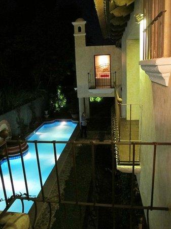Hotel Casa San Lázaro: Vista desde la Suite