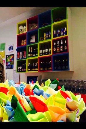 Monegato Primi Secondi a Nessuno - Madama Cristina : I colori di Monegato!!