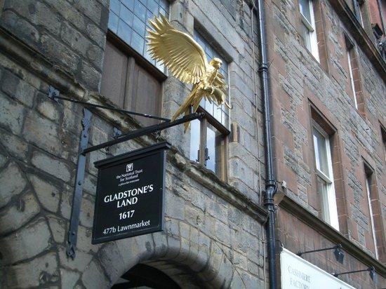 Gladstone's Land - Royal Mile, Edinburgh