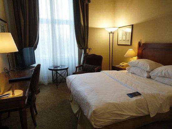 Radisson Blu Palais Hotel, Vienna: Standard room