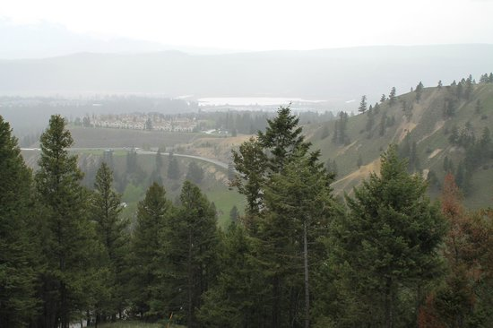Rocky Mountain Springs Lodge and Restaurant: Radium, BC