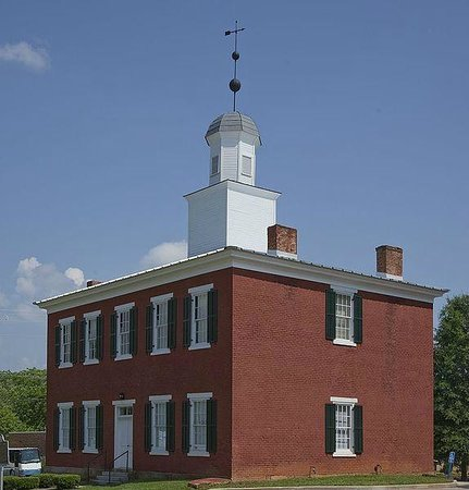 Old Somerville Courthouse