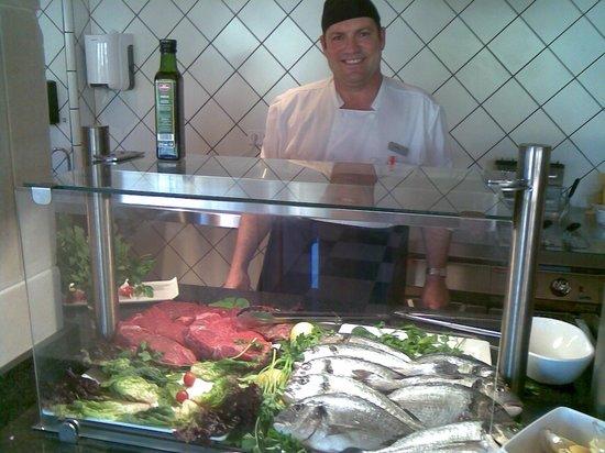 SENSIMAR Rocador: Food in Mediterraneo Buffett