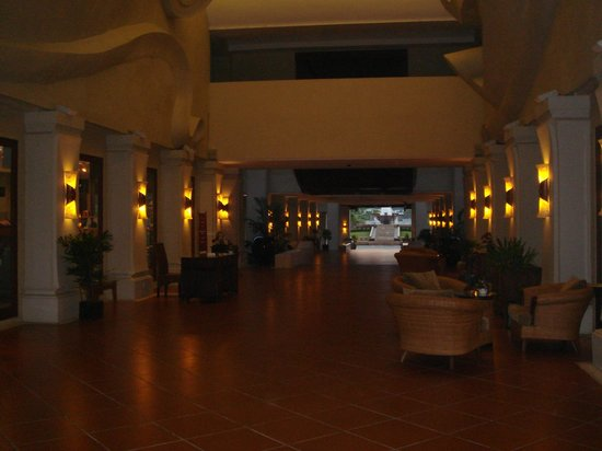 Mission Hills Phuket Golf Club Resort & Spa: Eingang zum Golfplatz