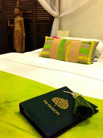 The Pavilion : Double room category