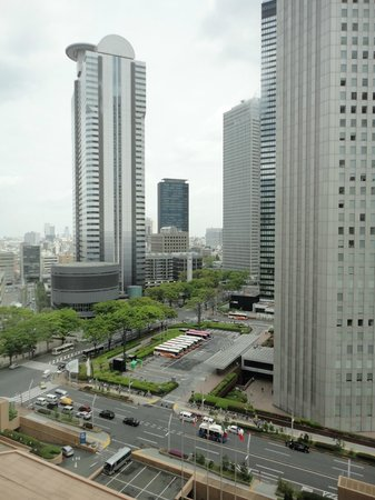 Hyatt Regency Tokyo : View from room