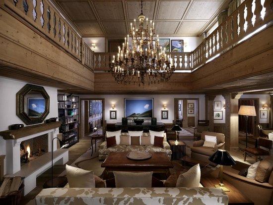 Aurelio Hotel : Chimney Room @ Aurelio Chalet / Club