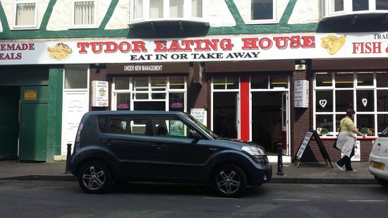 Tudor Eating House