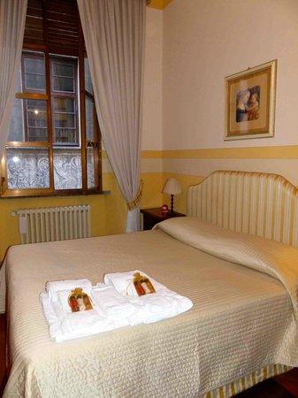Residenza d'Epoca Via Santo Spirito 6: Chambre