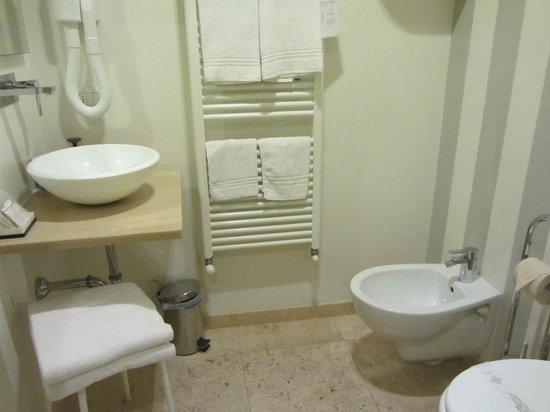 Hotel La Casa di Morfeo: Bagno
