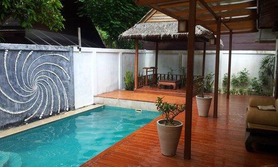 "Green Papaya Resort: Piscine privative ""Pool Villa"""