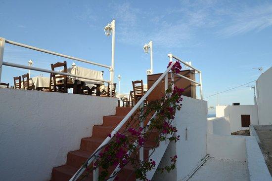 Terrazza panoramica sul tetto - Picture of Agostinos Restaurant ...
