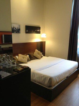 987 Design Prague Hotel : Camera