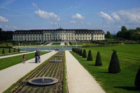 Ludwigsburg Palace (Residenzschloss) : Residenzschloß