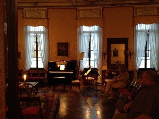 Musica A Palazzo: The Setting 1