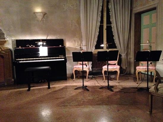 Musica A Palazzo: Ready For Action
