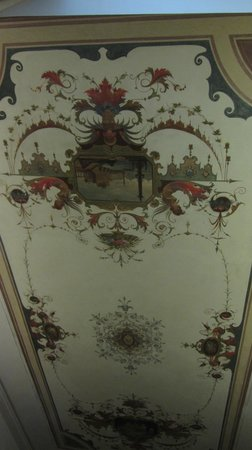 Hotel La Casa di Morfeo: Affresco