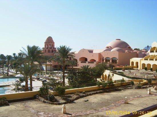 Sofitel Taba Heights : Hotel & Hotelgelände