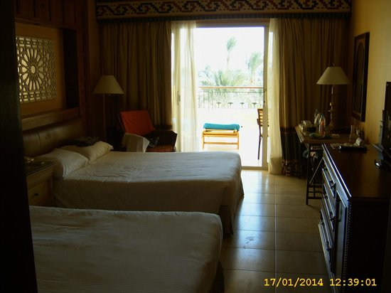 Sofitel Taba Heights : Zimmer/Suite