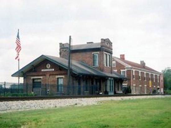 สตีเวนสัน, อลาบาม่า: Stevenson Railroad Depot Museum