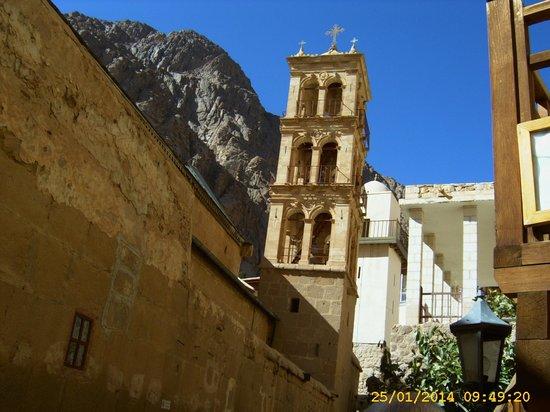 Sofitel Taba Heights: Kath.-kloster