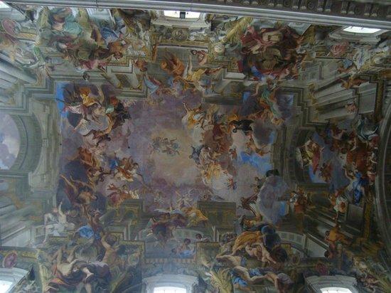 Chiesa di Sant'Ignazio di Loyola: St Ignatius
