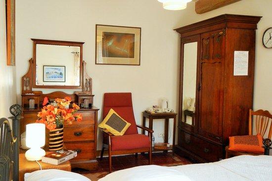 "L'Expatisserie & Le Biscottage : ma chambre ""la ficelle"""
