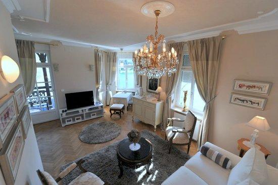 Vila Istra Deluxe Suite
