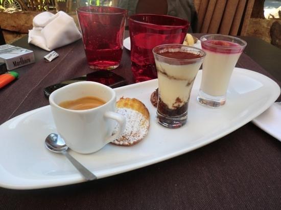 La Table du Marche Marrakech: café gourmant