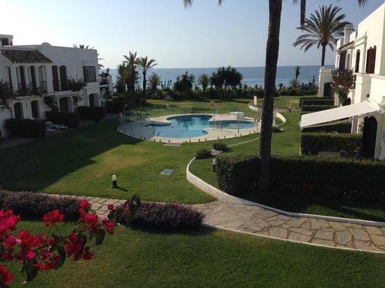 MacDonald Villacana Resort: Vista desde la Habitacion