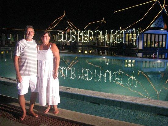 Club Med Phuket : Pool Area