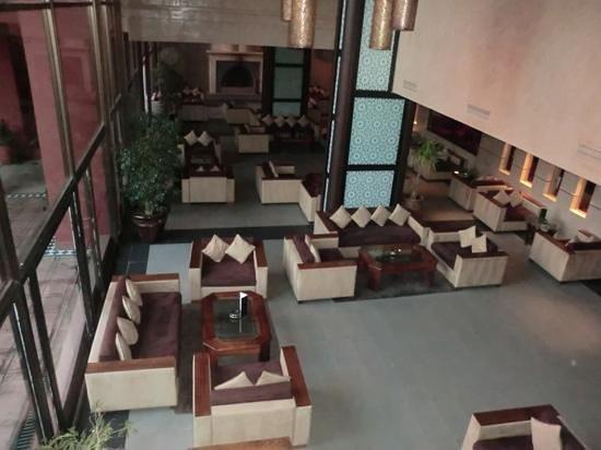 Hotel Kenzi Farah: hall