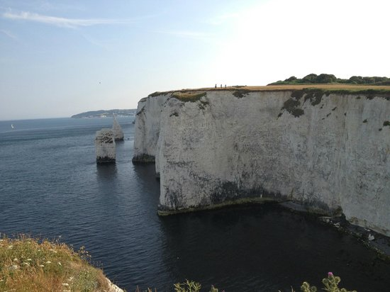 Old Harry Rocks : Um dos lugares mais incríveis que conheci