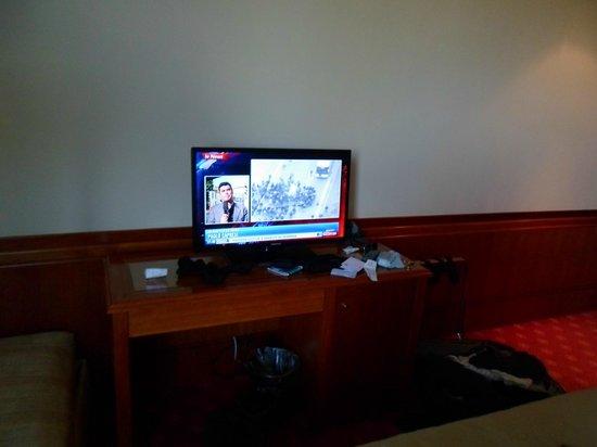 Roseo Hotel Leon D'Oro: TV