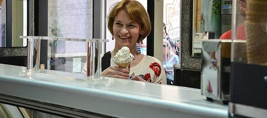 Sladoledarna