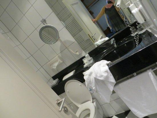 Schlosshotel Bad Wilhelmshöhe Conference & Spa: bathroom
