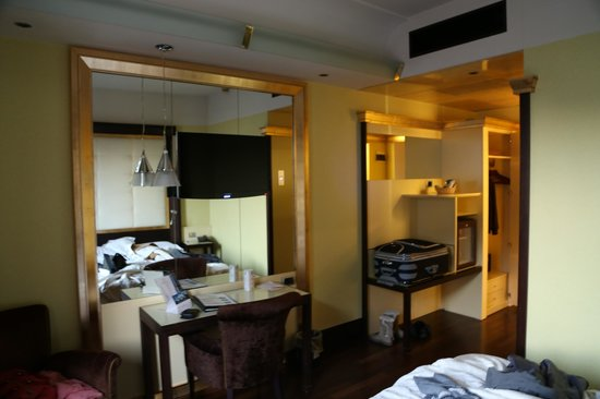 Antares Hotel Accademia: room