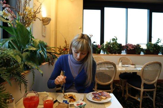 Antares Hotel Accademia: restaurant