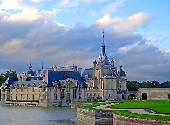 Château de Chantilly : The Château of Chantilly