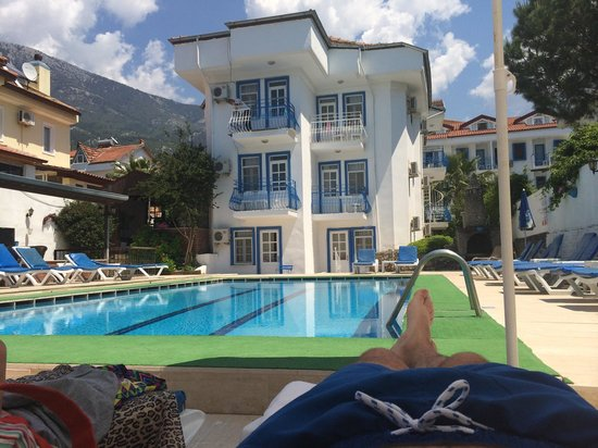 Monta Verde Hotel & Villas: Silent pool