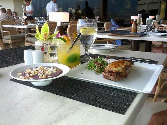 Makana Terrace  St Regis  Hawaii Restaurant