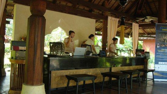 Zazen Boutique Resort & Spa: Réception