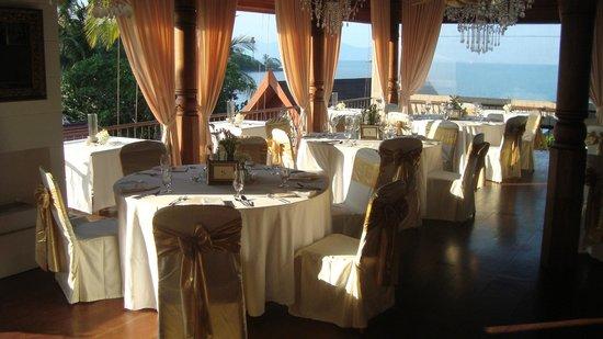 Zazen Boutique Resort & Spa: Salle à manger