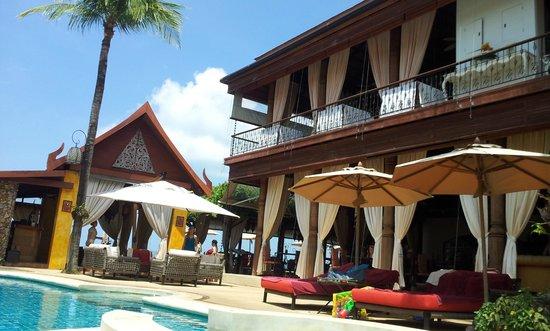 Zazen Boutique Resort & Spa: Zone bar resto