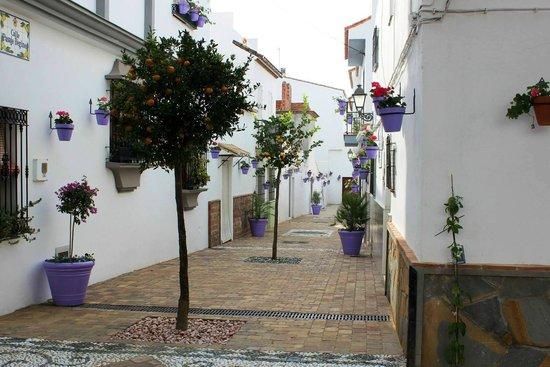 Centro histórico de Estepona: Pasaje Bejines
