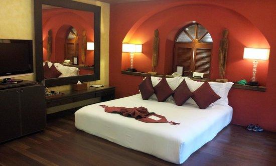 Zazen Boutique Resort & Spa: Chambre