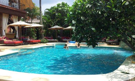Zazen Boutique Resort & Spa: La petite piscine