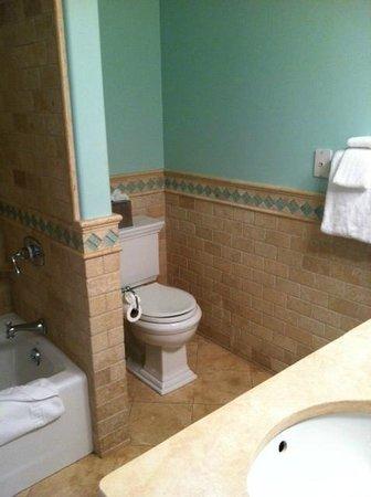 Pelham Court Hotel: Updated bath