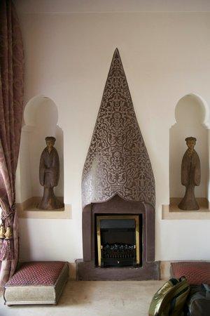 Riad Camilia: Our suite